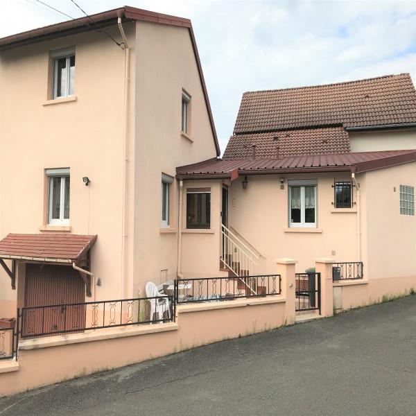 Offres de vente Maison Voujeaucourt 25420