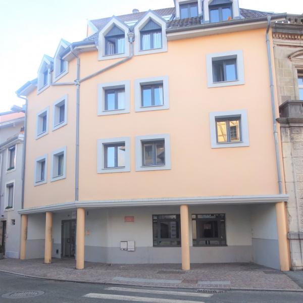 Vente Immobilier Professionnel Local commercial Montbéliard 25200