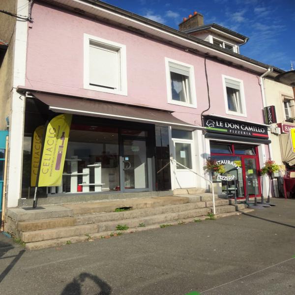 Offres de vente Immeuble L'Isle-sur-le-Doubs 25250
